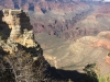 Grand Canyon – I cropped out a huge crowd of tourists for this shot