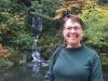 Portland Japanese Garden (and me)