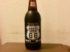 Route 66 root beer, bought at Russell's in New Mexico