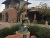 Sedona AZ statue of Merlin – I think it bears a resemblance to Merlyn, the Wizard of Montrose