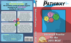 Med-Pathway Advanced Practice for the MCAT cover