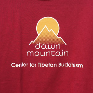 Dawn Mountain t-shirt