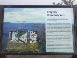 Grand Canyon – this was a story I did not know