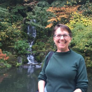 Portland Japanese Garden (and me)