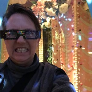 Meow Wolf, Santa Fe NM – 3D glasses