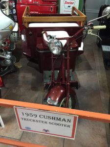 A weird Cushman Eagle at Russell's in New Mexico