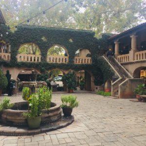 Tlaquepaque Arts & Crafts Village in Sedona AZ